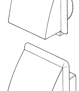 COWL with Non Return Flap Image