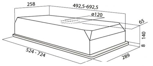 Elibloc Technical Drawing GWA