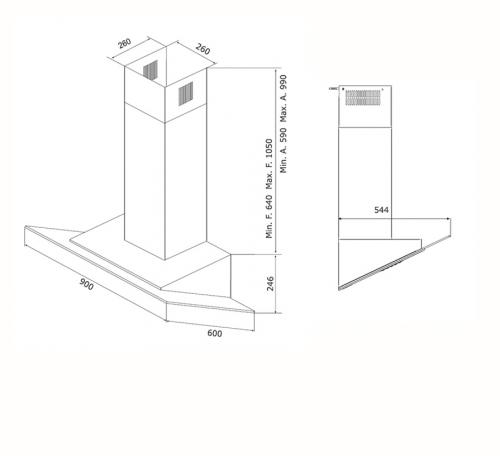 Messina Technical Drawing GWA