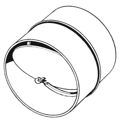 Round Connector